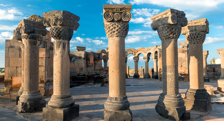 Tourist Packages from Dubai to Armenia