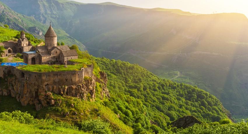 Visit Armenia from Dubai