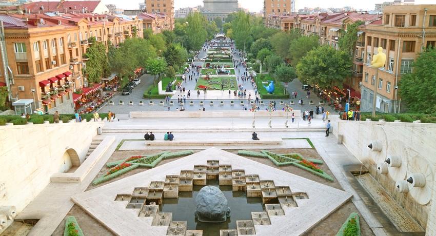 Explore Yerevan