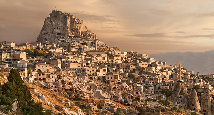 Accomodation in Istanbul and Cappadocia