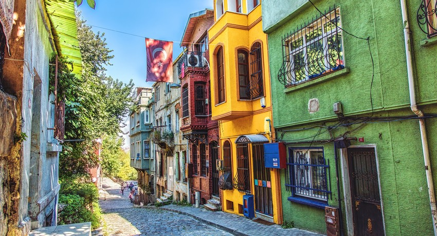 6 night Accomodation in Turkey