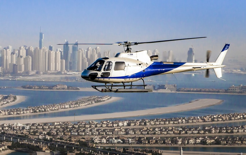 Heli View Dubai