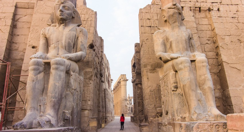 Best Cairo & Luxor Package from Dubai