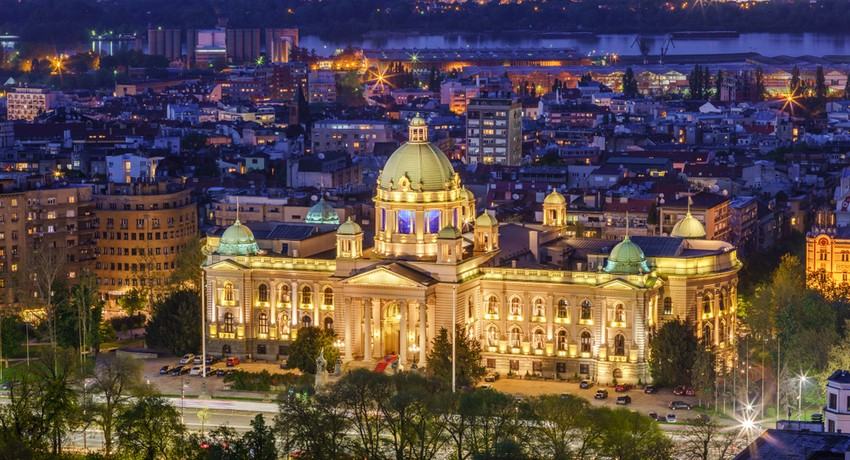 Tour Packages to Serbia from Dubai