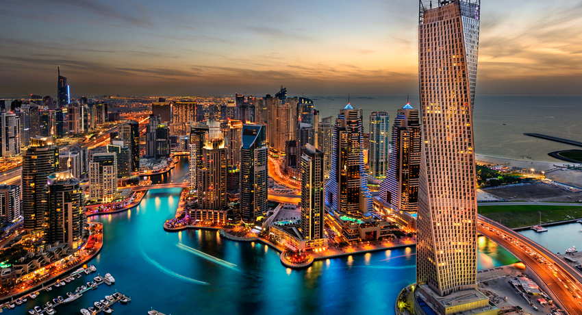 Dubai Cruising