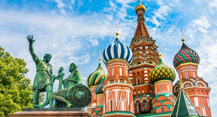 Holiday Packages Moscow