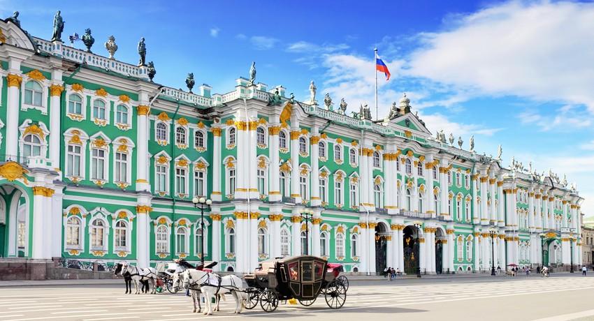 Explore Petersburg