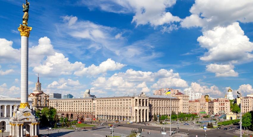 Popular City in Ukraine