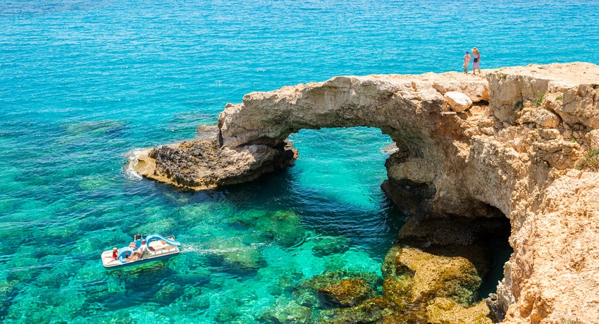 Vacation in Cyprus