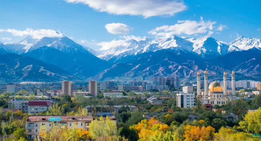 Holiday in Almaty